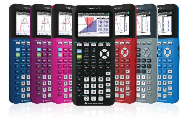 TI-84 Plus CE Colors