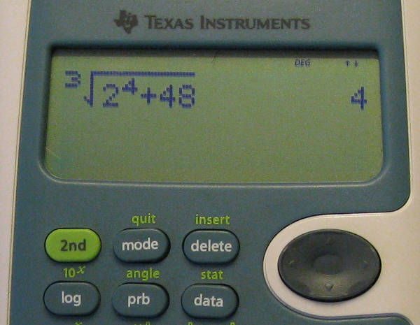 texas instruments ti-30x iis how to put answers into fractions