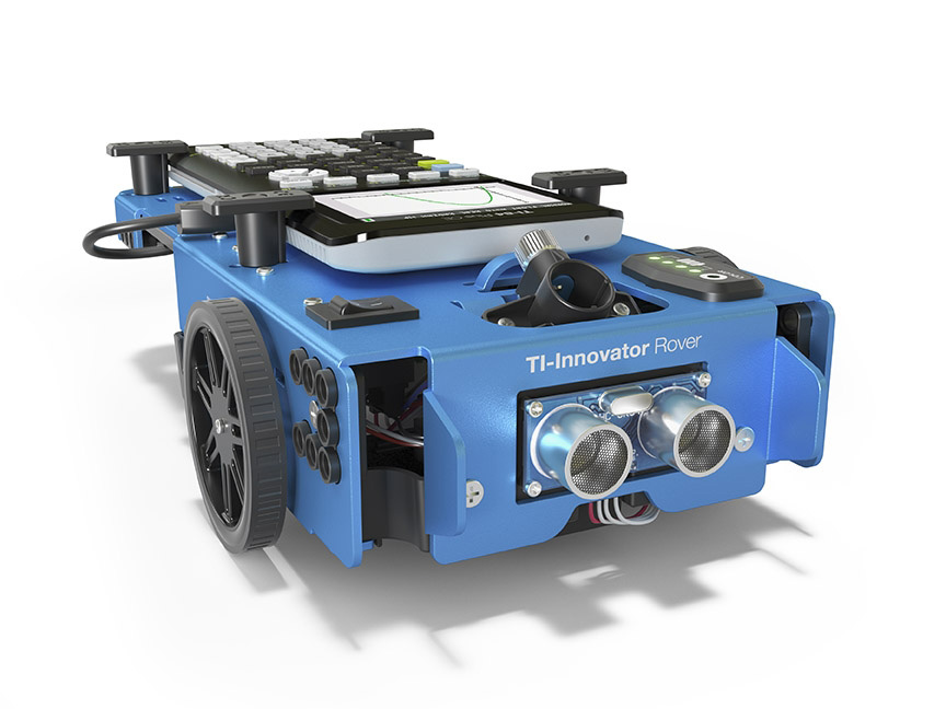 Texas Instruments Releasing New Robotic Rover